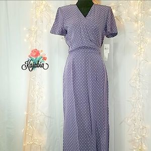 MAGGI LONDON Maxi Dress Size 6 NWT